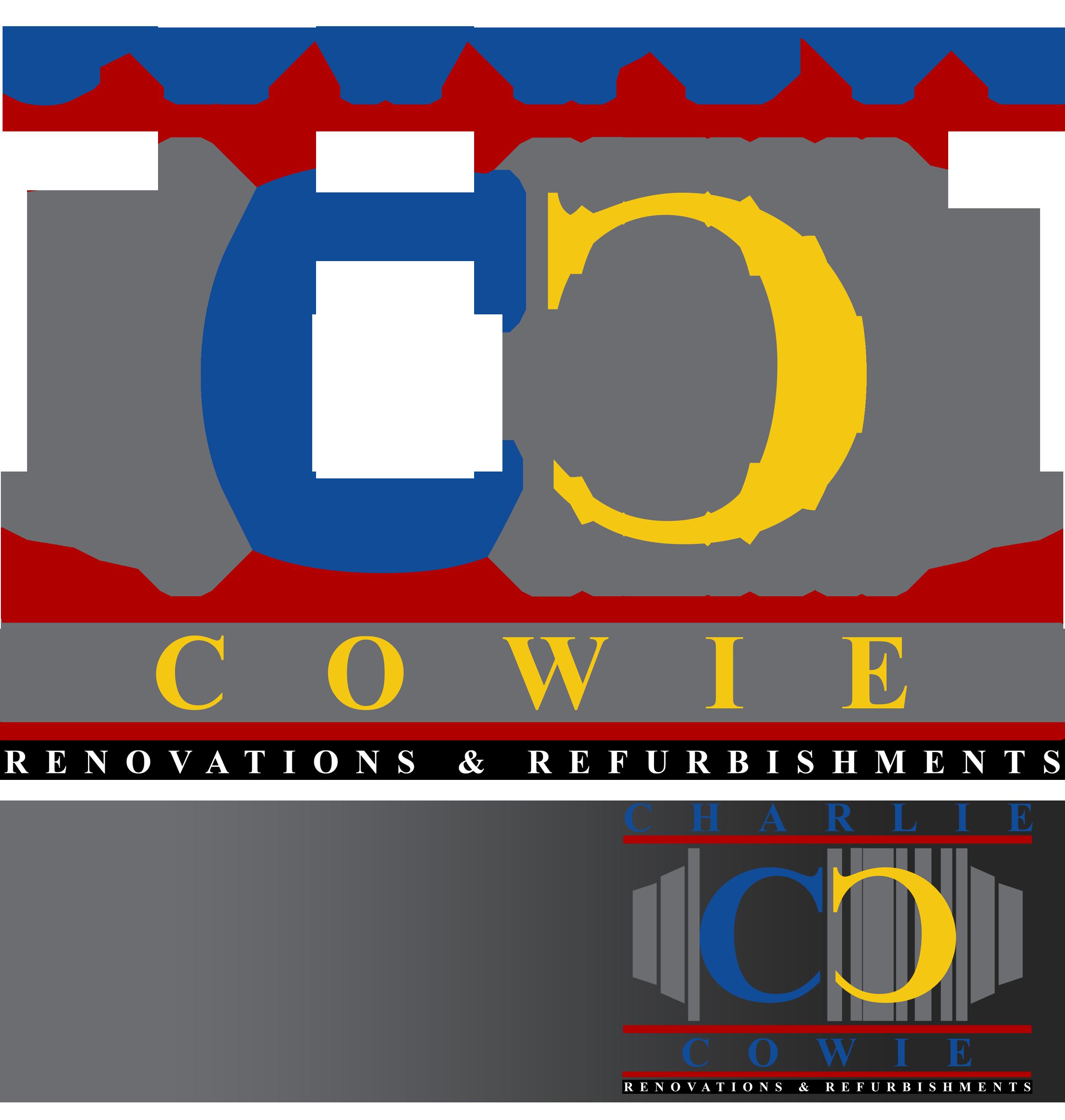 Logo Design by kree-eyt - Entry No. 71 in the Logo Design Contest Charlie Cowie Renovations & Refurbishments Logo Design.