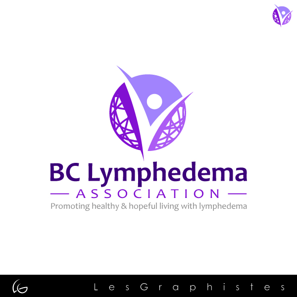 Logo Design by Les-Graphistes - Entry No. 135 in the Logo Design Contest BC Lymphedema Association.