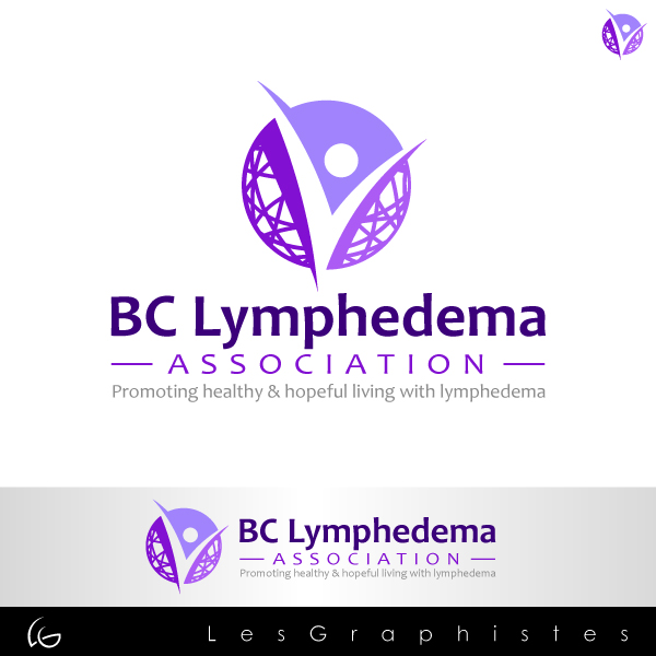 Logo Design by Les-Graphistes - Entry No. 136 in the Logo Design Contest BC Lymphedema Association.