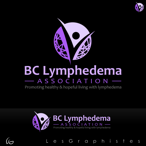 Logo Design by Les-Graphistes - Entry No. 137 in the Logo Design Contest BC Lymphedema Association.