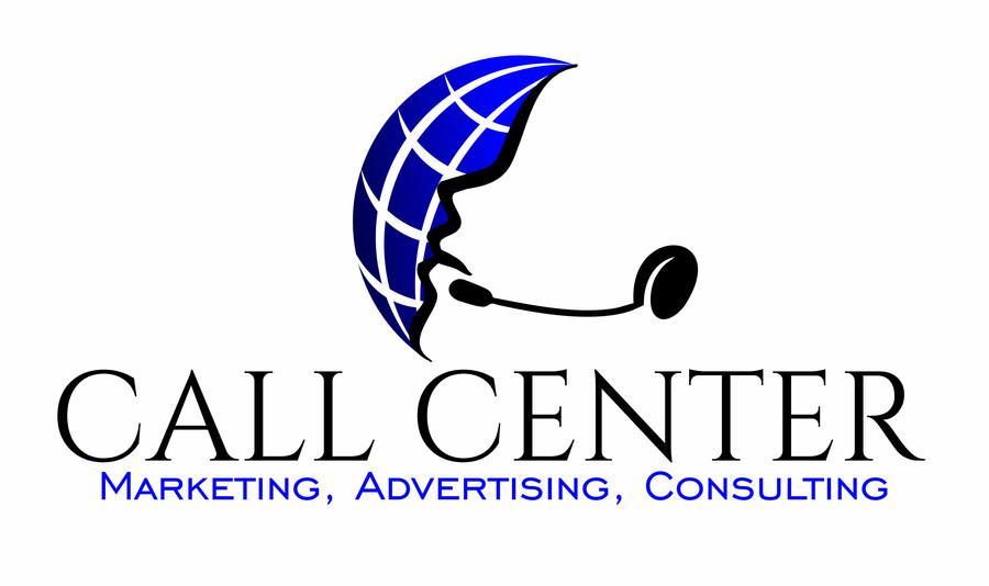 Logo Design by brands_in - Entry No. 161 in the Logo Design Contest Captivating Logo Design for CallCenter.com.