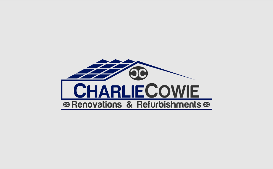 Logo Design by Agus Martoyo - Entry No. 87 in the Logo Design Contest Charlie Cowie Renovations & Refurbishments Logo Design.