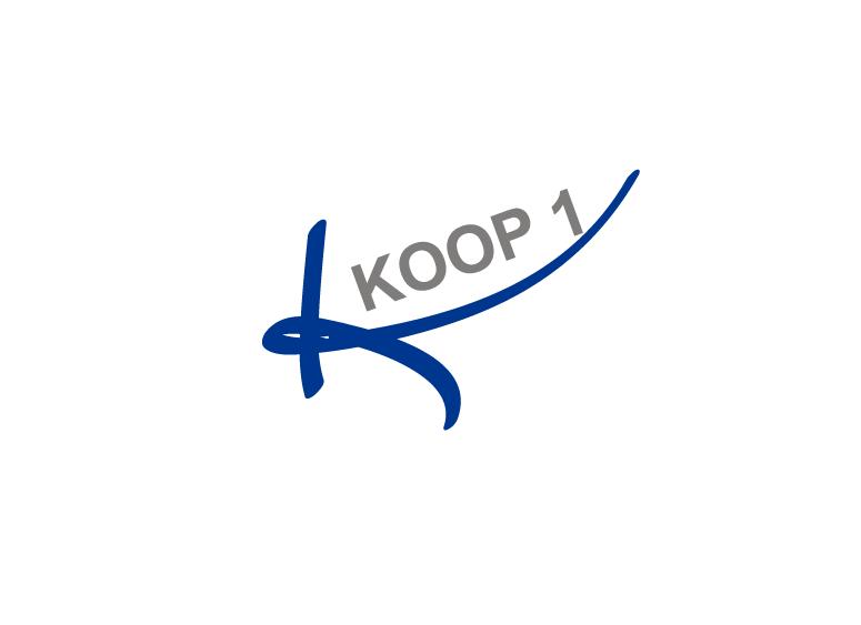 Logo Design by Private User - Entry No. 94 in the Logo Design Contest Creative Logo Design for KOOP 1.