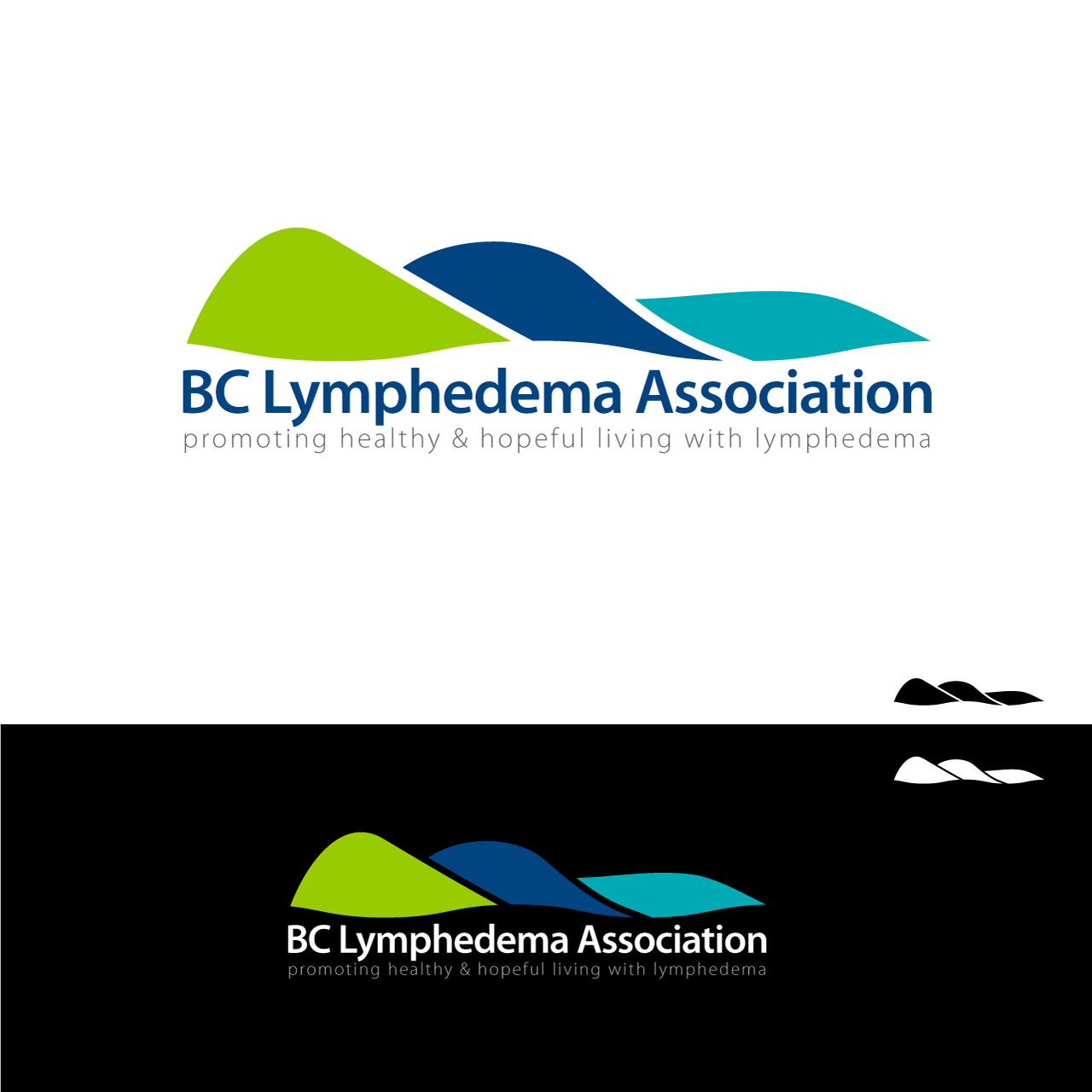 Logo Design by umxca - Entry No. 144 in the Logo Design Contest BC Lymphedema Association.