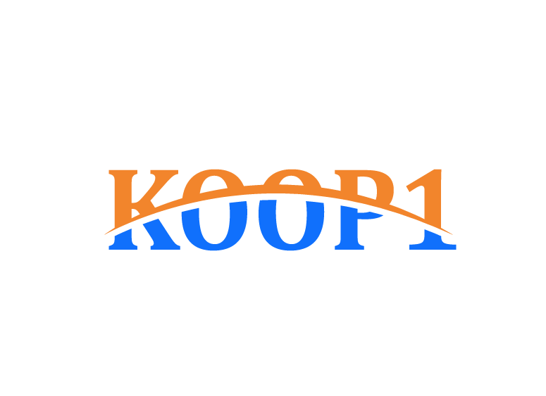 Logo Design by Shahnawaz Ahmed - Entry No. 121 in the Logo Design Contest Creative Logo Design for KOOP 1.