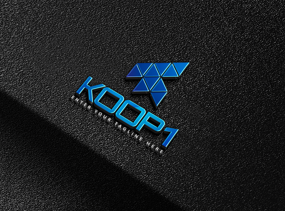 Logo Design by Asrullah Muin - Entry No. 125 in the Logo Design Contest Creative Logo Design for KOOP 1.