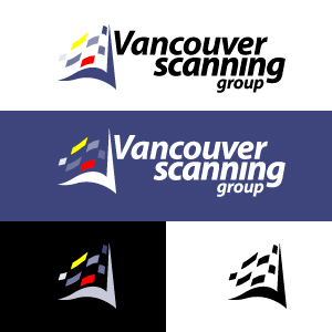 Logo Design by Angely - Entry No. 144 in the Logo Design Contest Vancouver Scanning Group.