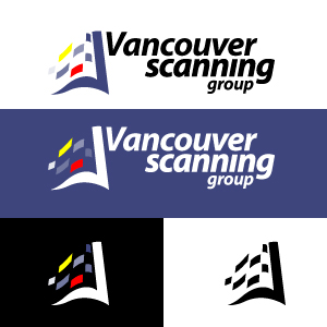 Logo Design by Angely - Entry No. 145 in the Logo Design Contest Vancouver Scanning Group.