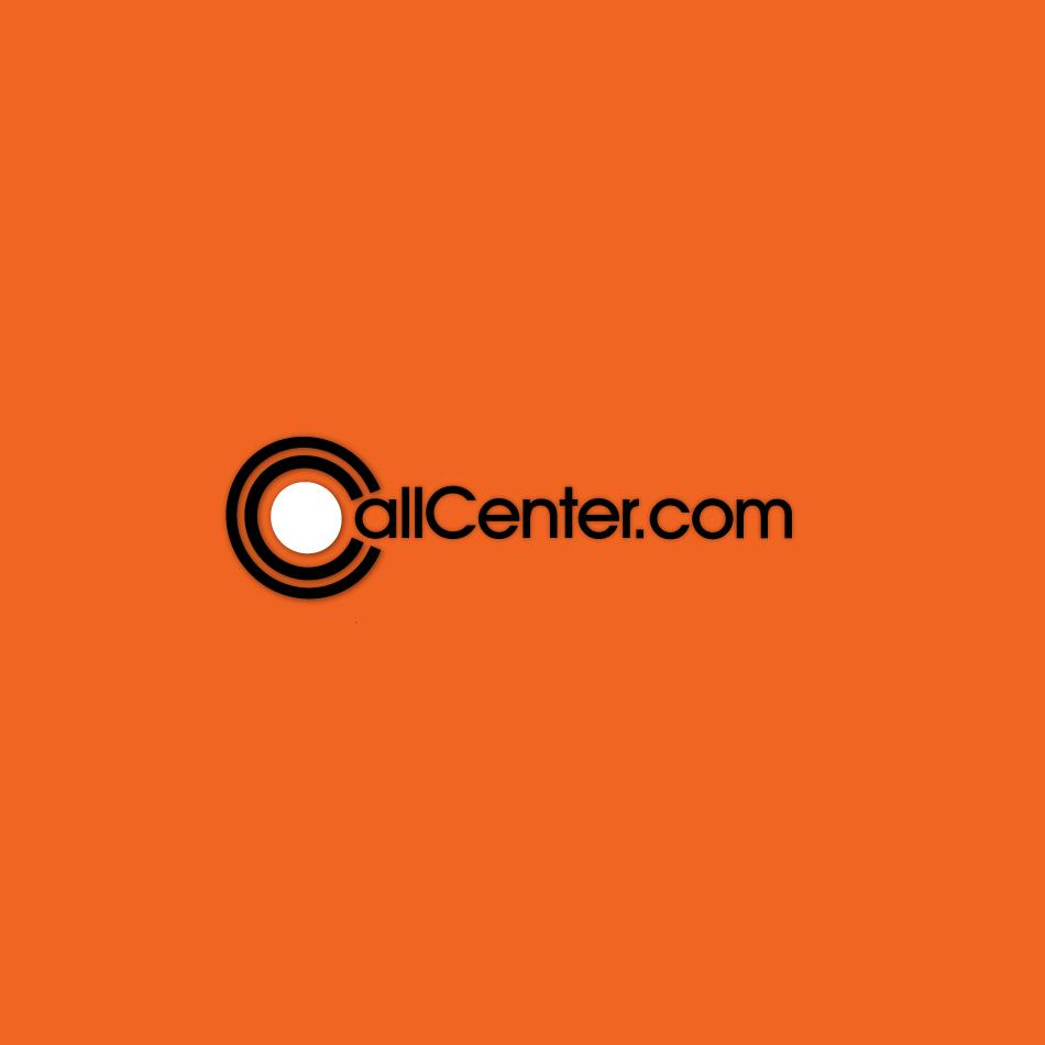Logo Design by moonflower - Entry No. 227 in the Logo Design Contest Captivating Logo Design for CallCenter.com.