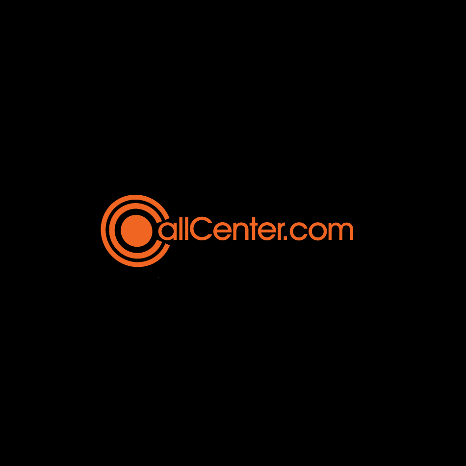 Logo Design by moonflower - Entry No. 229 in the Logo Design Contest Captivating Logo Design for CallCenter.com.