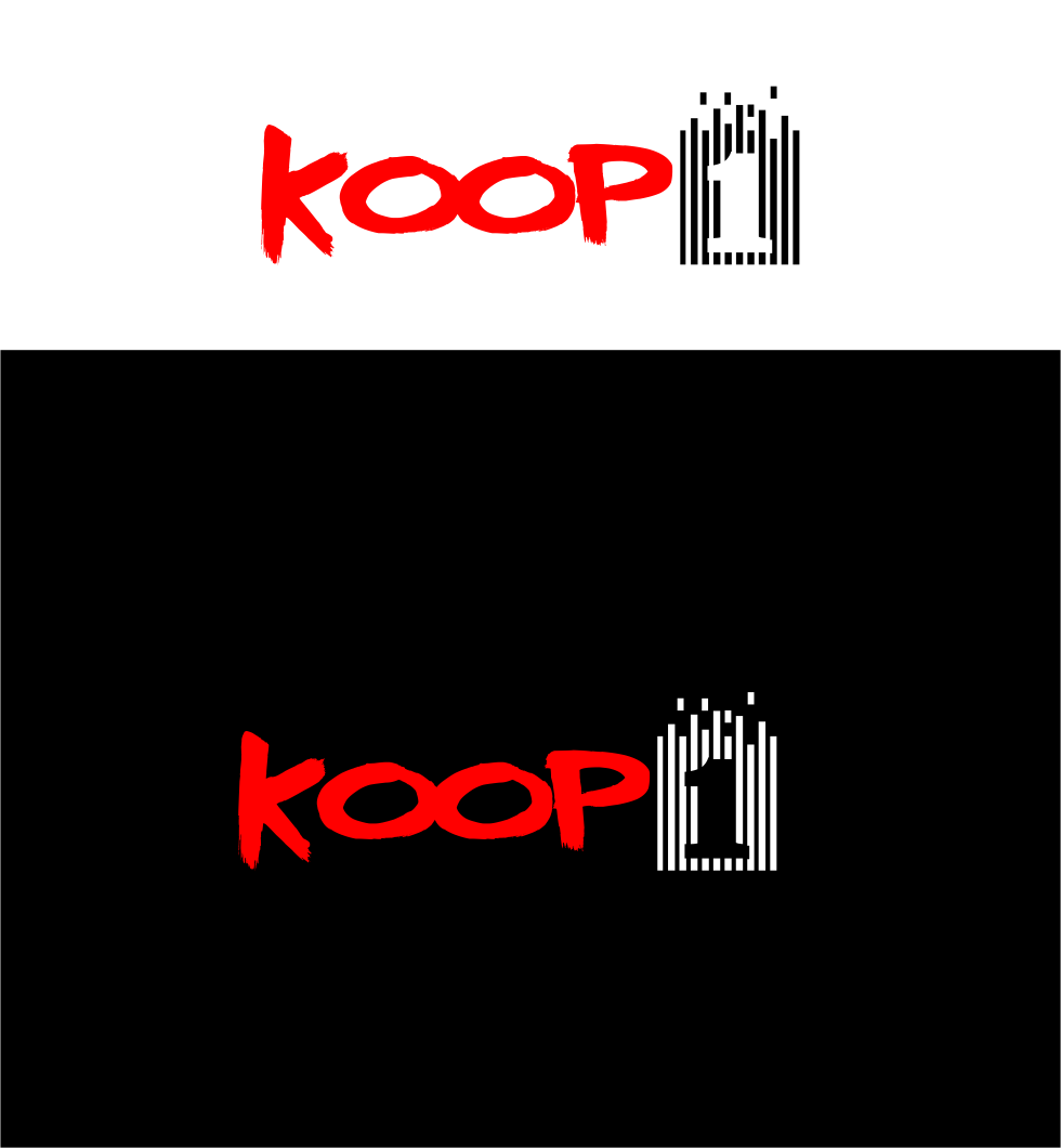 Logo Design by Agus Martoyo - Entry No. 171 in the Logo Design Contest Creative Logo Design for KOOP 1.