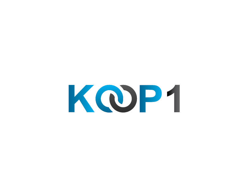 Logo Design by brands_in - Entry No. 182 in the Logo Design Contest Creative Logo Design for KOOP 1.
