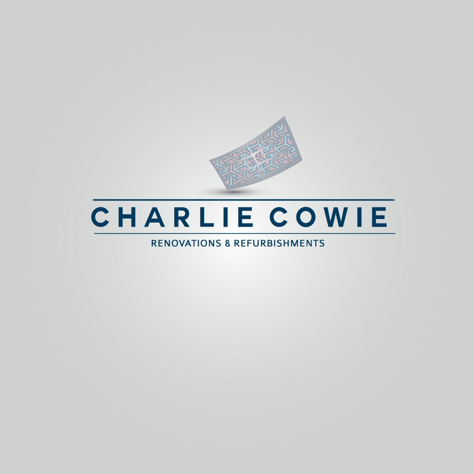 Logo Design by moonflower - Entry No. 142 in the Logo Design Contest Charlie Cowie Renovations & Refurbishments Logo Design.