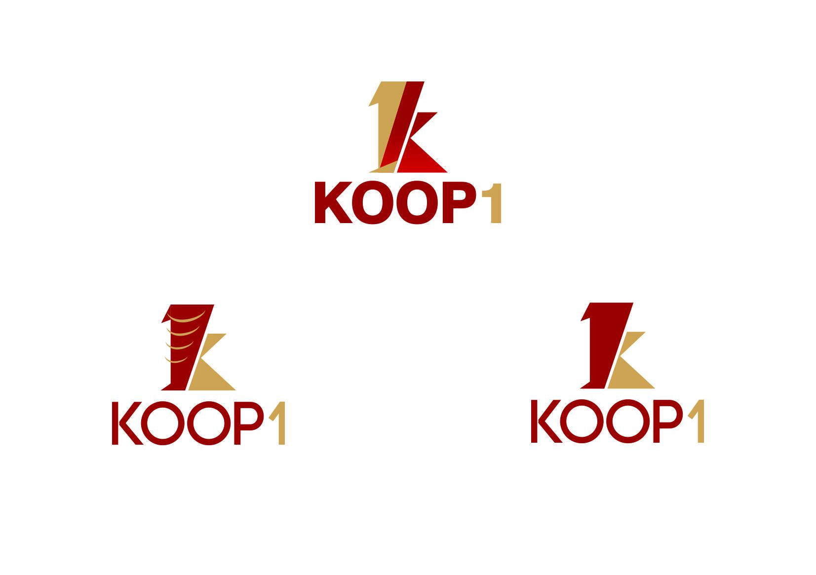Logo Design by Ravi Shanker - Entry No. 218 in the Logo Design Contest Creative Logo Design for KOOP 1.