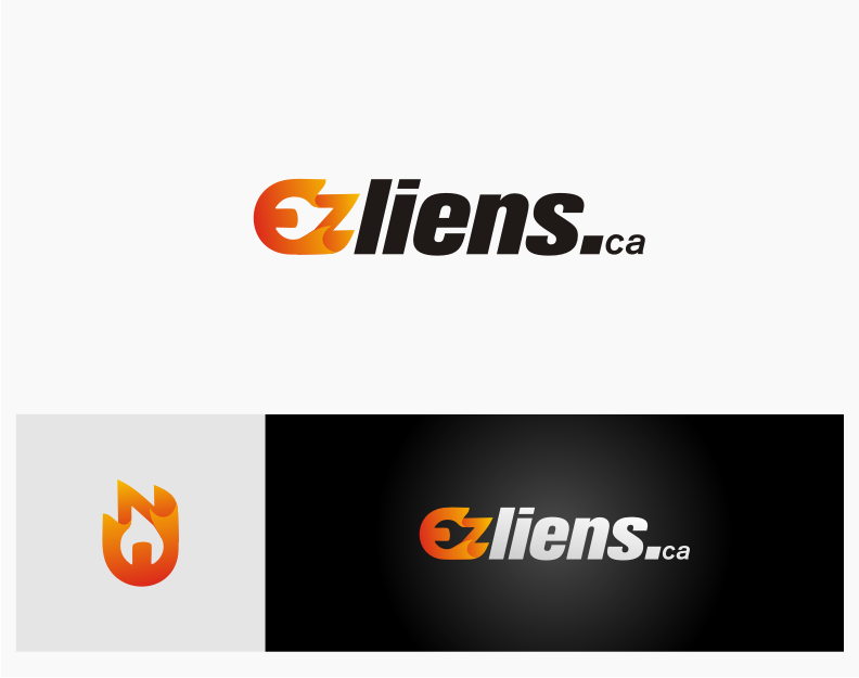 Logo Design by graphicleaf - Entry No. 44 in the Logo Design Contest Artistic Logo Design for EZliens.ca.