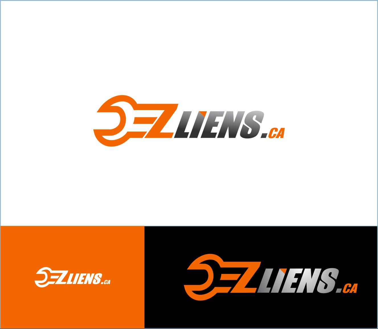 Logo Design by Armada Jamaluddin - Entry No. 54 in the Logo Design Contest Artistic Logo Design for EZliens.ca.