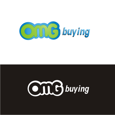 Logo Design by igepe - Entry No. 2 in the Logo Design Contest OMGbuying.