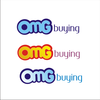 Logo Design by igepe - Entry No. 3 in the Logo Design Contest OMGbuying.