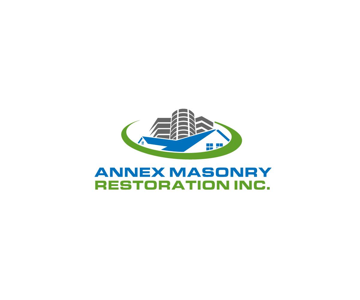 Logo Design by Juan Luna - Entry No. 3 in the Logo Design Contest Annex Masonry Restoration Inc. Logo Design.