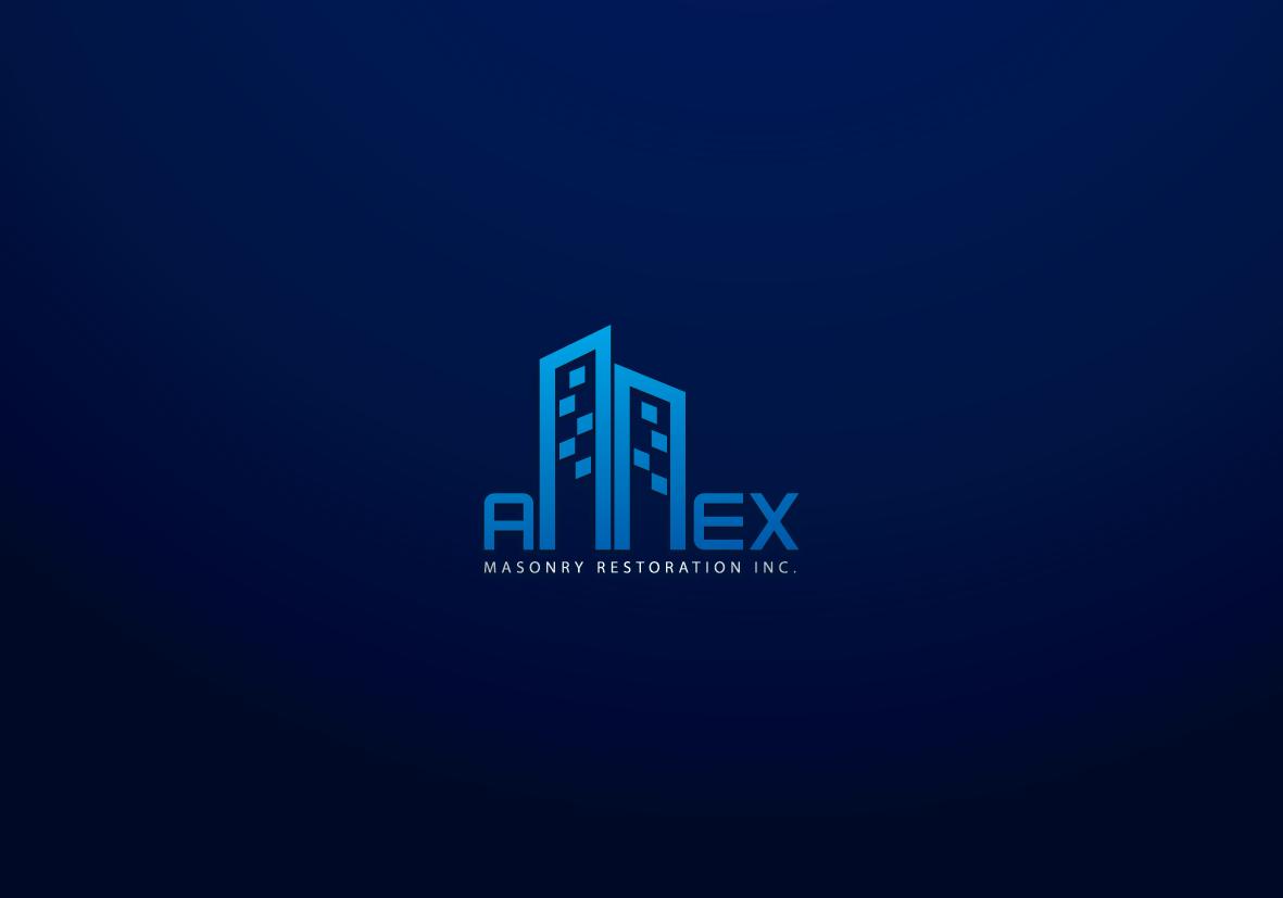 Logo Design by Asrullah Muin - Entry No. 5 in the Logo Design Contest Annex Masonry Restoration Inc. Logo Design.