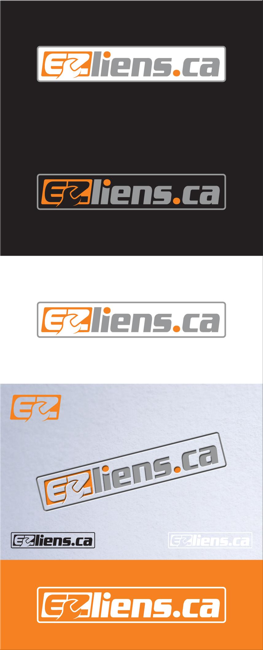 Logo Design by RasYa Muhammad Athaya - Entry No. 84 in the Logo Design Contest Artistic Logo Design for EZliens.ca.