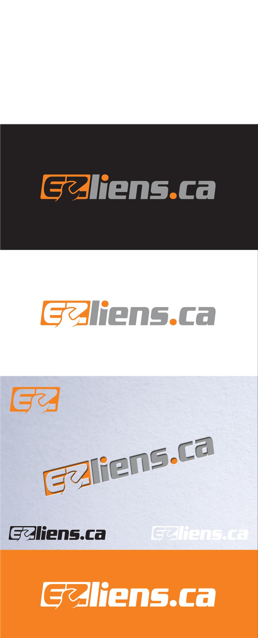 Logo Design by RasYa Muhammad Athaya - Entry No. 85 in the Logo Design Contest Artistic Logo Design for EZliens.ca.