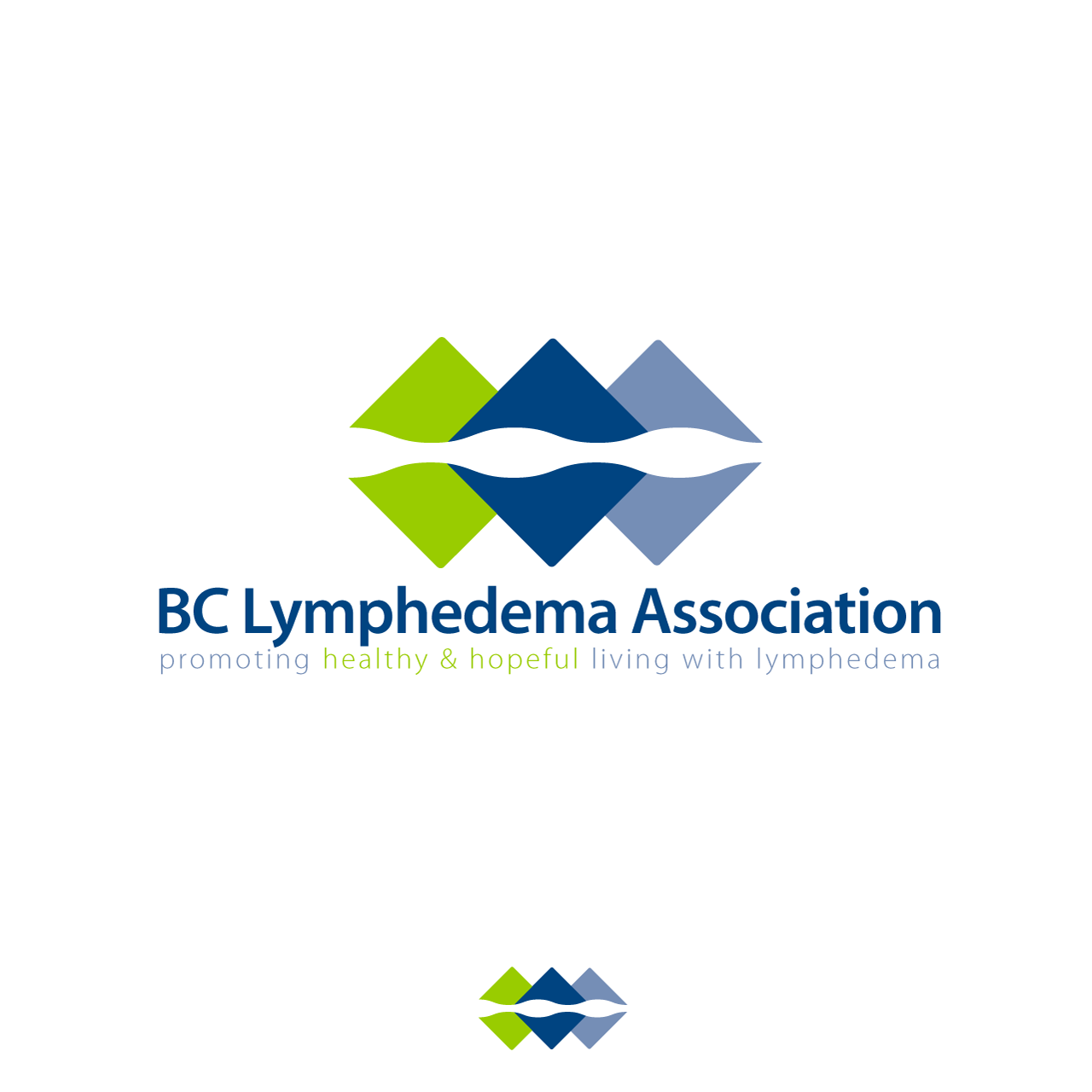 Logo Design by umxca - Entry No. 177 in the Logo Design Contest BC Lymphedema Association.