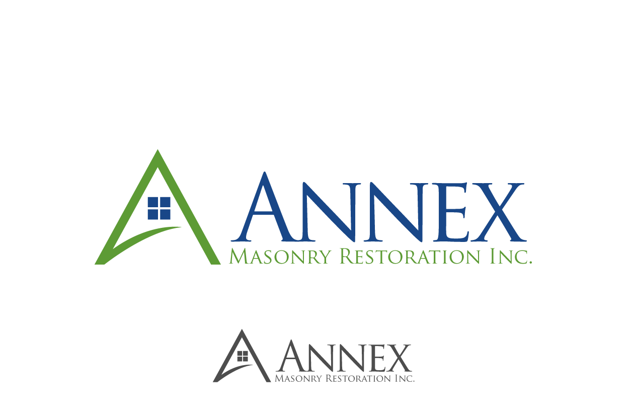 Logo Design by Saryanto Rinda - Entry No. 25 in the Logo Design Contest Annex Masonry Restoration Inc. Logo Design.