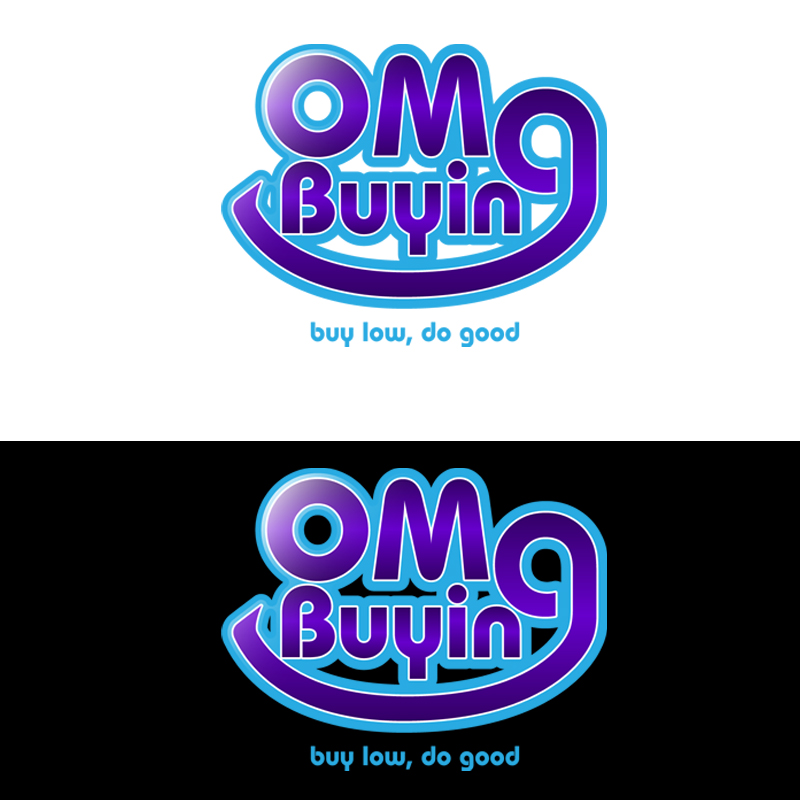 Logo Design by zams - Entry No. 7 in the Logo Design Contest OMGbuying.