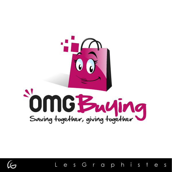 Logo Design by Les-Graphistes - Entry No. 8 in the Logo Design Contest OMGbuying.