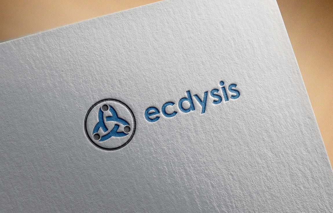 Logo Design by renren - Entry No. 91 in the Logo Design Contest Captivating Logo Design for Ecdysis.