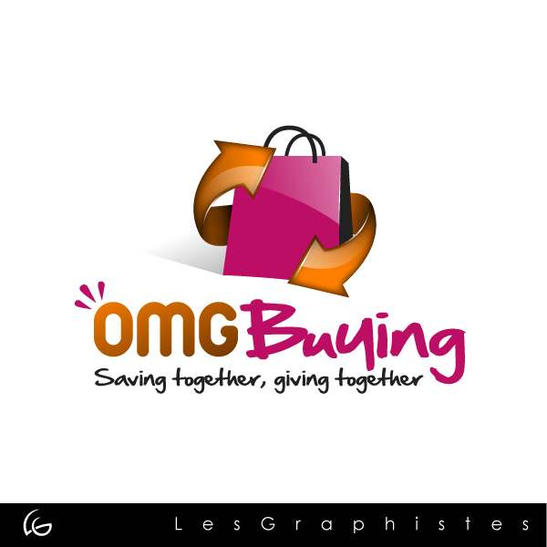 Logo Design by Les-Graphistes - Entry No. 9 in the Logo Design Contest OMGbuying.