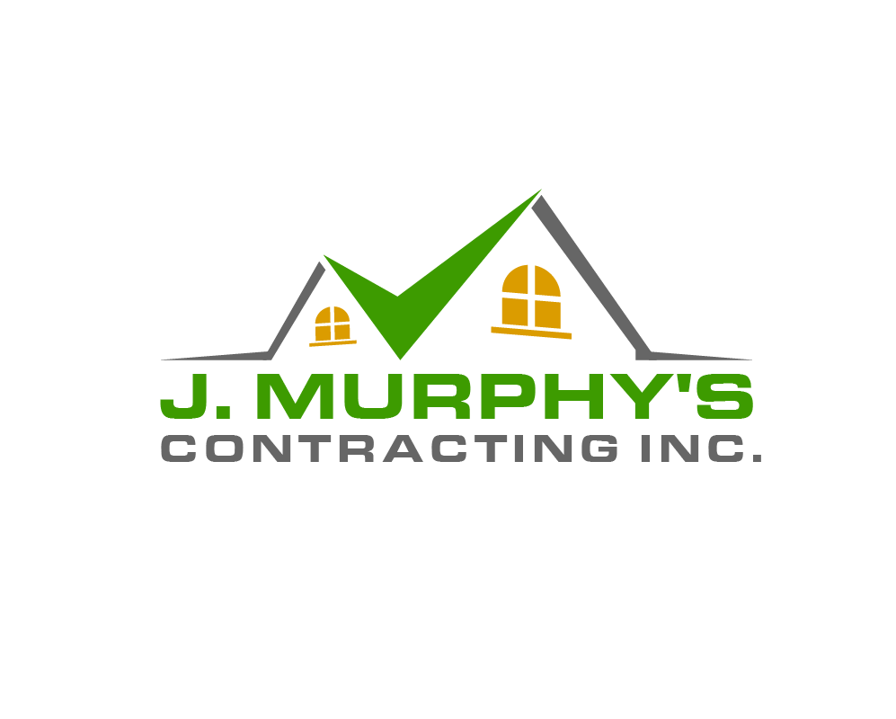 Logo Design by Juan Luna - Entry No. 6 in the Logo Design Contest New Logo Design for J. Murphy's Contracting Inc..