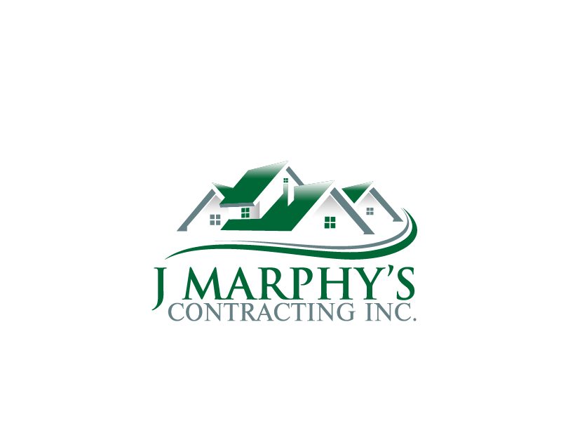 Logo Design by brands_in - Entry No. 9 in the Logo Design Contest New Logo Design for J. Murphy's Contracting Inc..