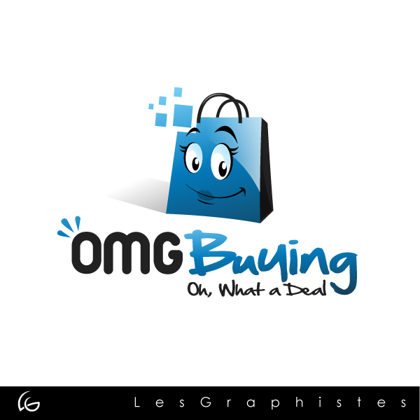 Logo Design by Les-Graphistes - Entry No. 10 in the Logo Design Contest OMGbuying.