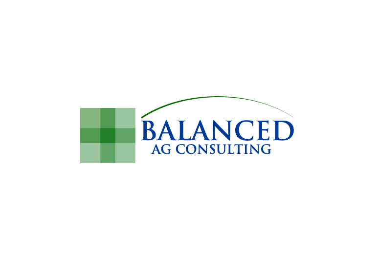 Logo Design by Private User - Entry No. 22 in the Logo Design Contest Captivating Logo Design for Balanced Ag Consulting.