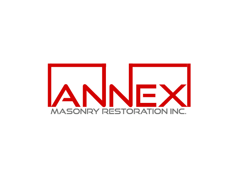 Logo Design by Private User - Entry No. 63 in the Logo Design Contest Annex Masonry Restoration Inc. Logo Design.