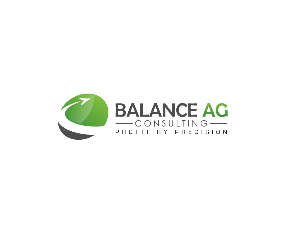 Logo Design by Juan Luna - Entry No. 29 in the Logo Design Contest Captivating Logo Design for Balanced Ag Consulting.