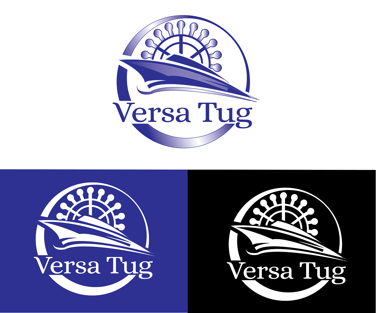 Logo Design by Jazib Hashwani - Entry No. 10 in the Logo Design Contest Creative Logo Design for Versa Tug.