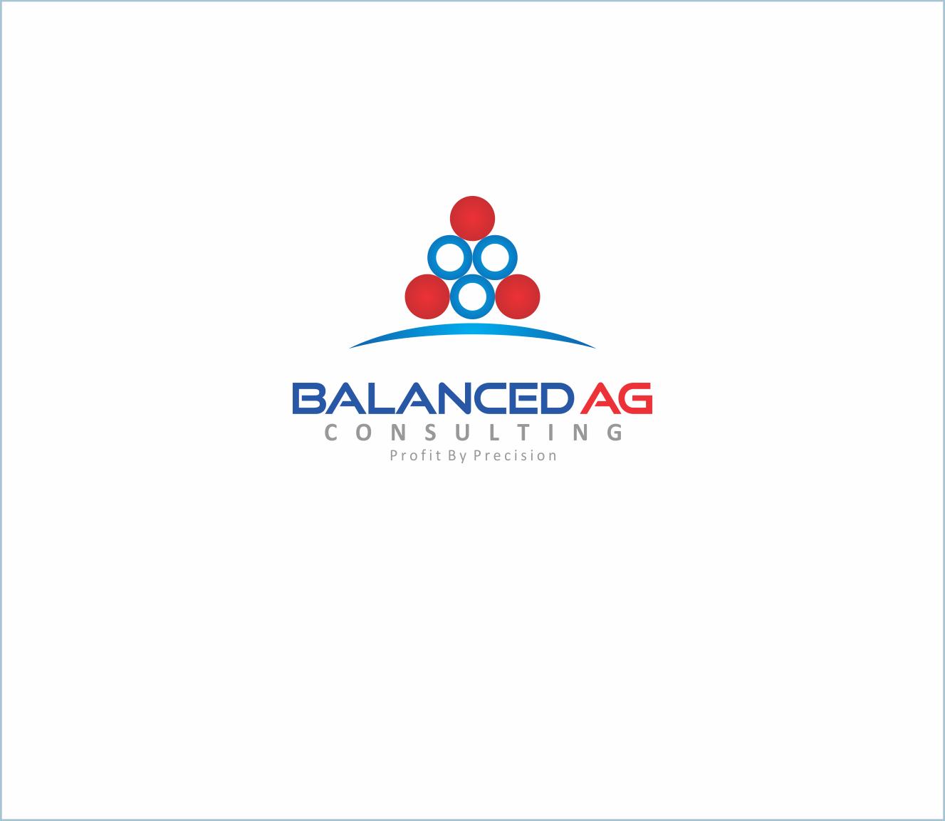 Logo Design by Armada Jamaluddin - Entry No. 46 in the Logo Design Contest Captivating Logo Design for Balanced Ag Consulting.