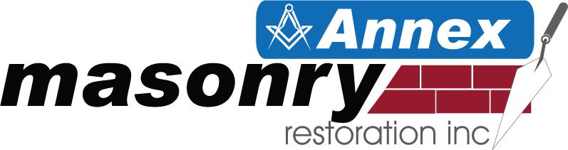Logo Design by Ketan Aghera - Entry No. 118 in the Logo Design Contest Annex Masonry Restoration Inc. Logo Design.