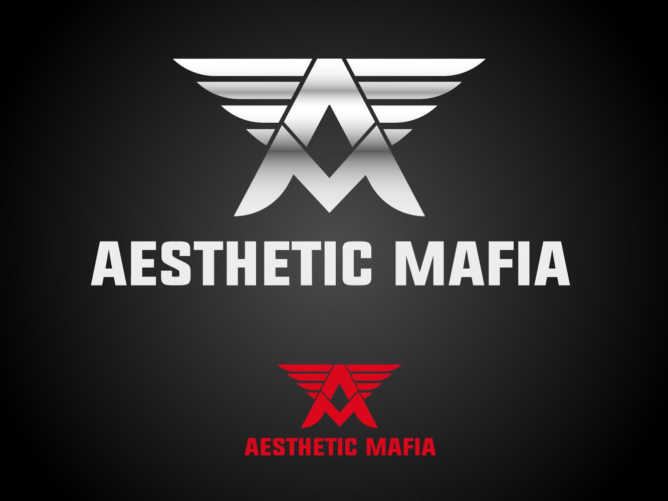 Logo Design by Allan Esclamado - Entry No. 4 in the Logo Design Contest Inspiring Logo Design for Aesthetic Apparel.