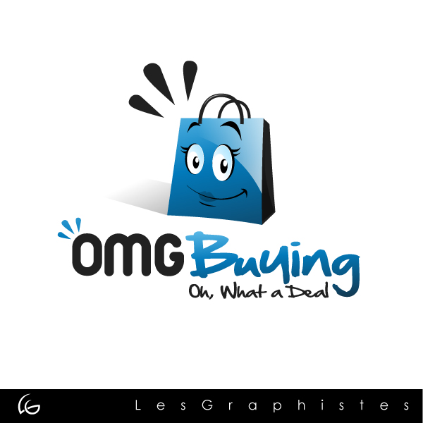 Logo Design by Les-Graphistes - Entry No. 26 in the Logo Design Contest OMGbuying.