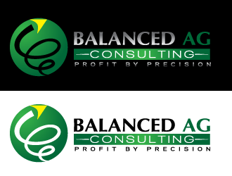 Logo Design by Art_Chaza - Entry No. 96 in the Logo Design Contest Captivating Logo Design for Balanced Ag Consulting.