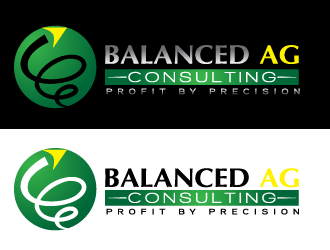 Logo Design by Art_Chaza - Entry No. 97 in the Logo Design Contest Captivating Logo Design for Balanced Ag Consulting.
