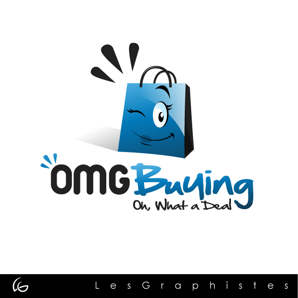 Logo Design by Les-Graphistes - Entry No. 27 in the Logo Design Contest OMGbuying.