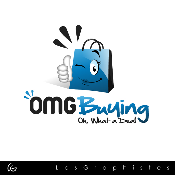 Logo Design by Les-Graphistes - Entry No. 28 in the Logo Design Contest OMGbuying.