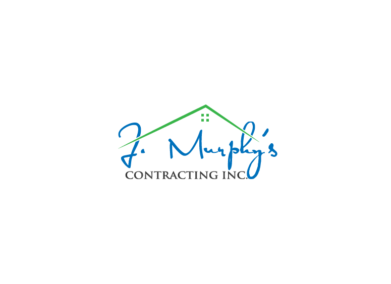Logo Design by Private User - Entry No. 48 in the Logo Design Contest New Logo Design for J. Murphy's Contracting Inc..