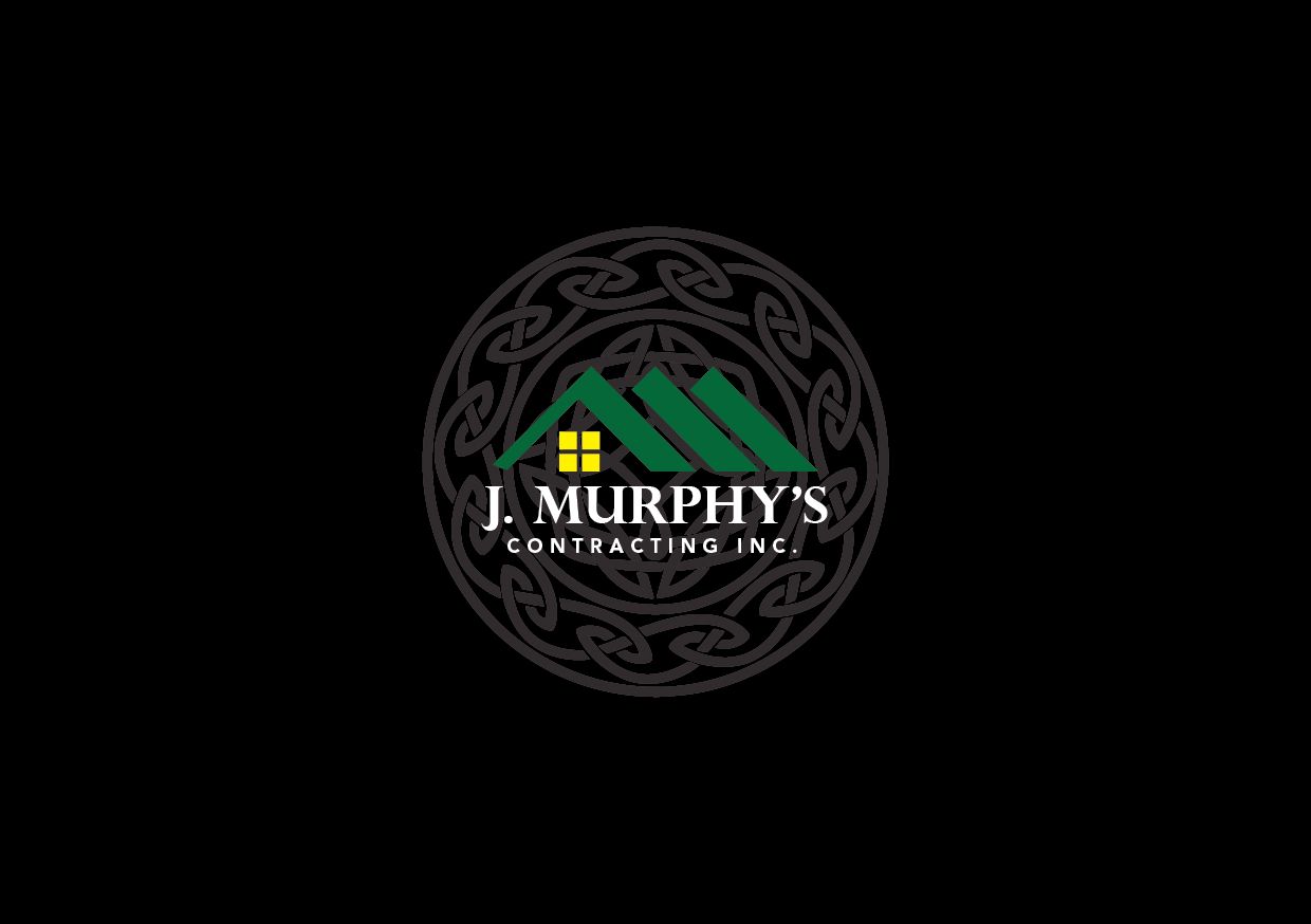 Logo Design by Albert Alonzo - Entry No. 50 in the Logo Design Contest New Logo Design for J. Murphy's Contracting Inc..