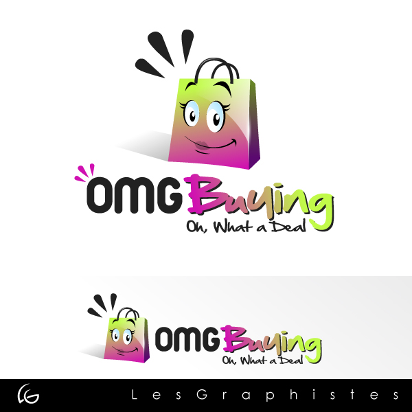 Logo Design by Les-Graphistes - Entry No. 52 in the Logo Design Contest OMGbuying.